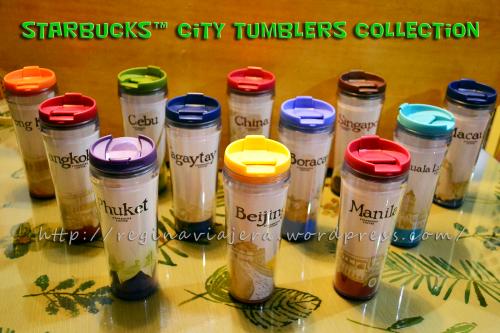 Sbux City Tumblers