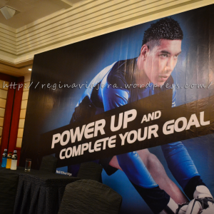 Powerade ION4 Neil Etheridge Press and Blogger Meet